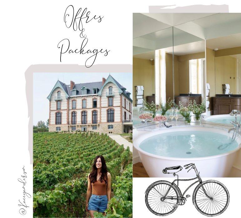 Les Offres et Packages du Château de Sacy