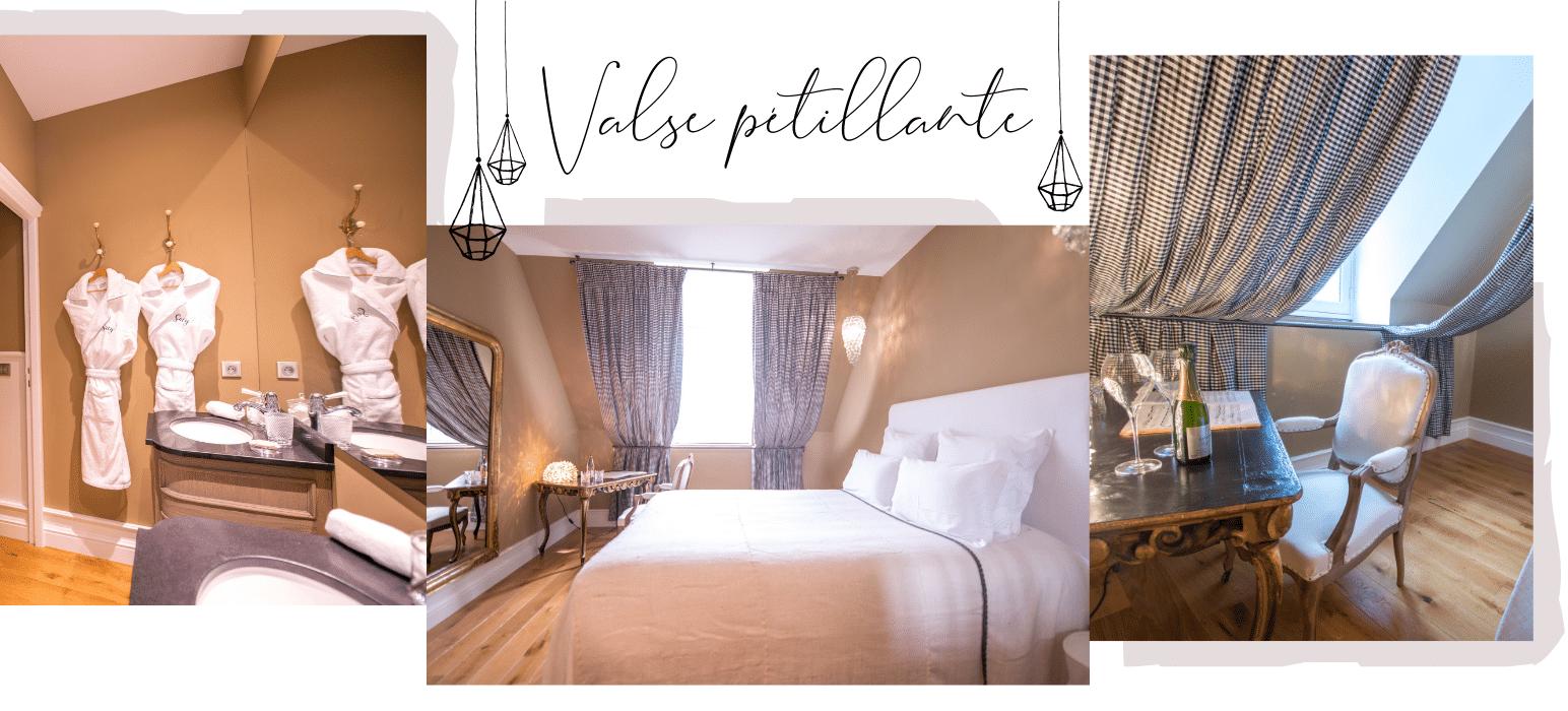 Chambre Valse Pétillante Chateau de Sacy