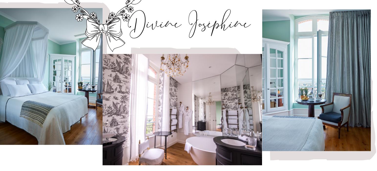 Divine Joséphine au Château de Sacy